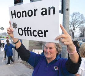 Honor a Police Officer