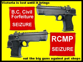 Bring RCMP and Civil Forfeiture