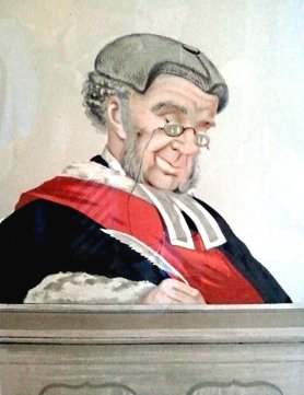 Canadian Judge, Illustration