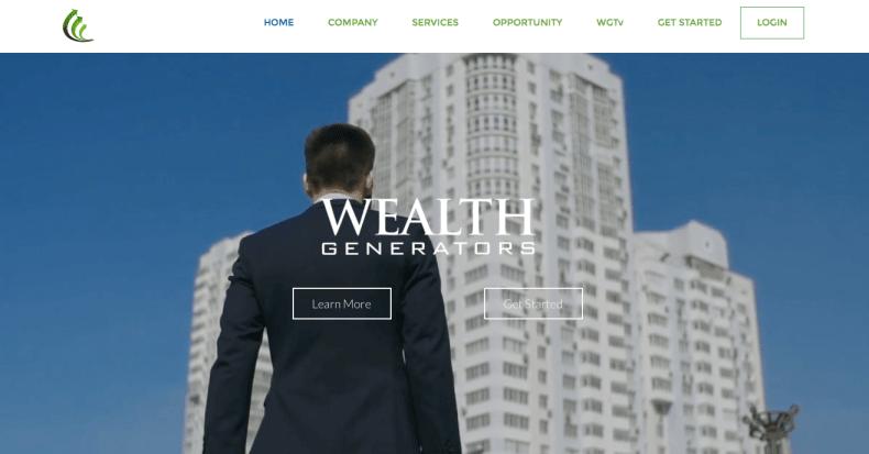 wealth generators web