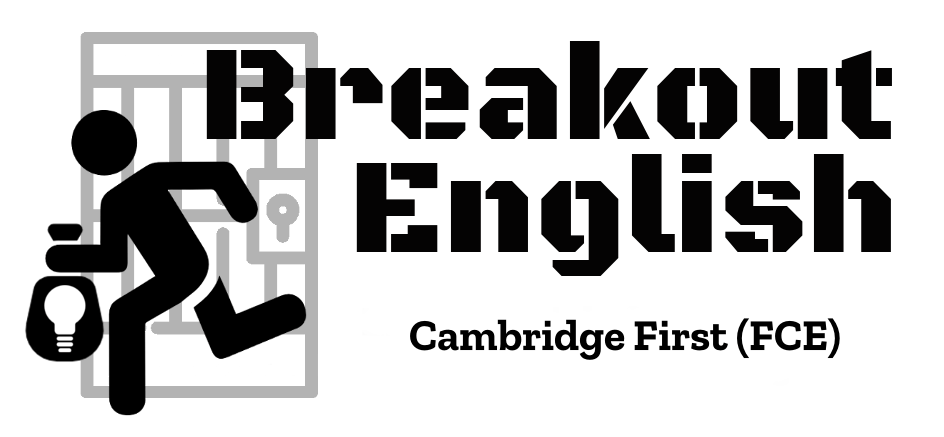 First (FCE) Word Formation Board Game - Breakout English
