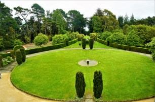 The gardens that welcome you
