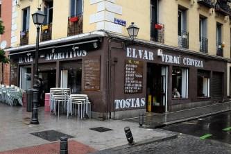 Madrid-Latina-café