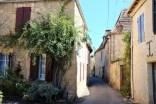 Le petit village de Saint-Léon-sur-Vézère dans le Périgord Noir