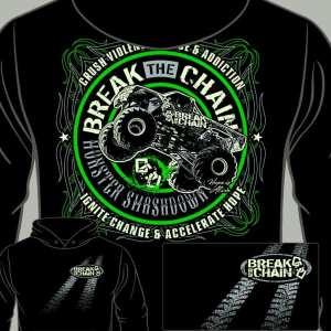 Break the Chain's Monster Smashdown Hoodie