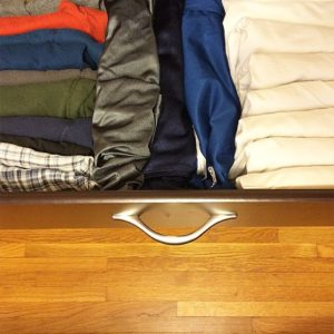 Vertical Clothing Storage