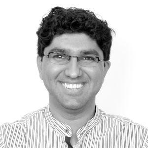 TNS researcher Preriit Souda