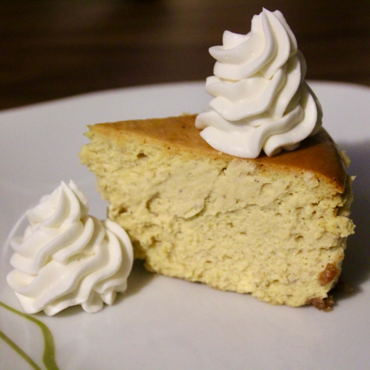 Pumpkin cheesecake, easy cheesecake, pumpkin dessert, homemade cheesecake, pumpkin cheesecake with whipped cream