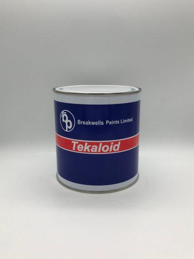 Tekaloid undercoat