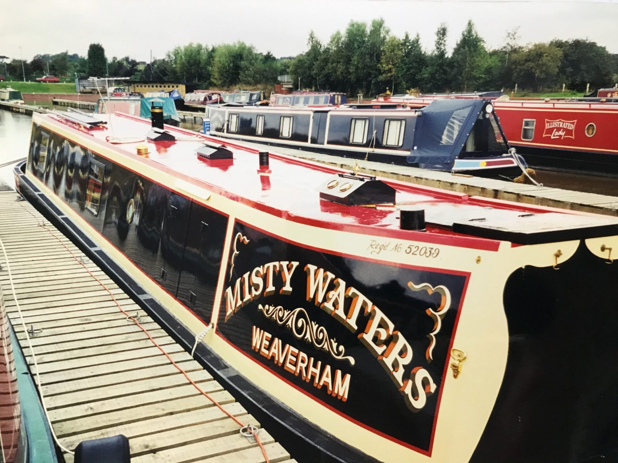 Refurbishing your Narrowboat?  Look no further than Breakwell's Paints…