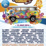 The Brainkiller – LIVE @ Raveart Summer Festival – 12.7.2014