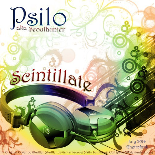 Psilo - Scintillate Ghettofunk 2014 Mix