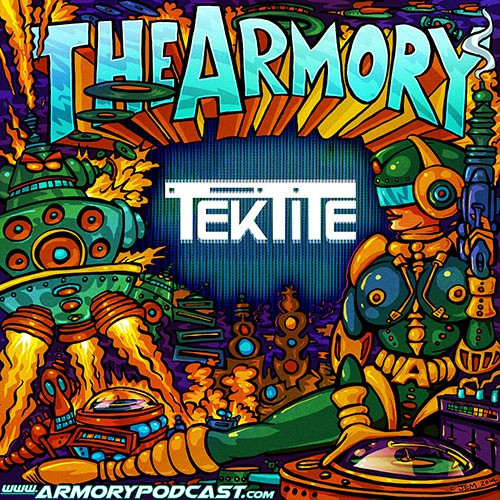 Tektite - The Armory Podast 052