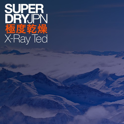 X-Ray Ted - Festival Mix For Superdry