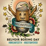 Beatslappaz – Breakfest Promo Mix 2014