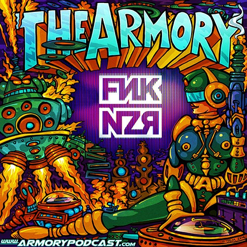 Funkanizer - The Armory Podcast 069