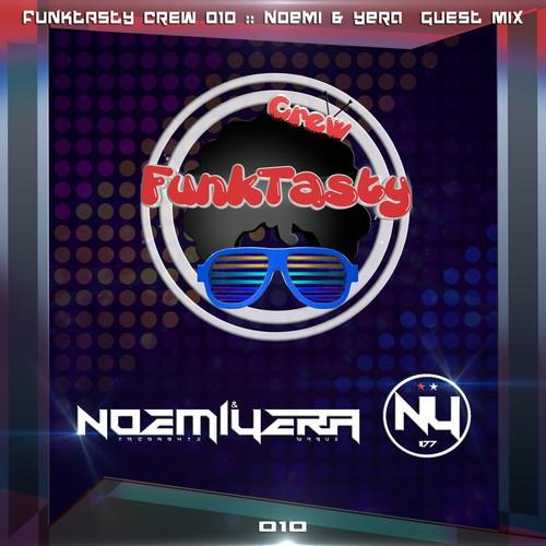 Noemi & Yera W - Funkytasty Crew 010