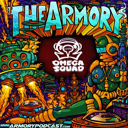 Omega Squad - The Armory Podcast 079