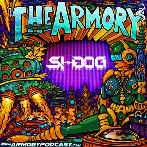 Si-Dog - The Armory Podcast 077