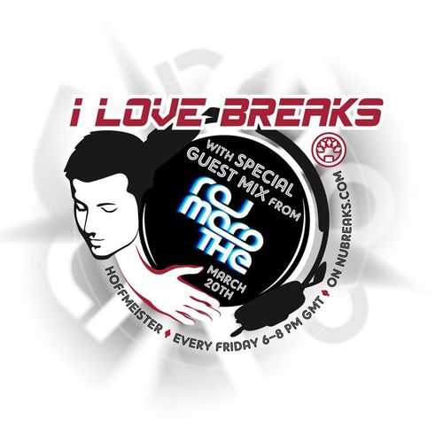 Raj Marathe - Guest Mix For I Love Breaks Radio Show