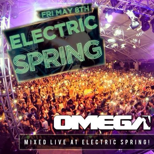 Omega - LIVE @ Electric Spring 2015