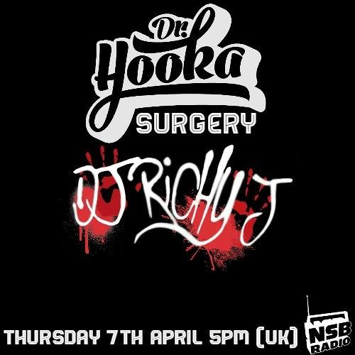 Richy J - Guest Mix for Doctor Hooka's Surgery - 7.5.2015