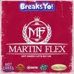 Martin Flex – LIVE @ Breaks Yo! – Orlando Florida – 19.7.2015