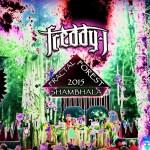 Freddy J – Shambhala Mix 2015