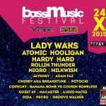 Mysterious Vibe & Honey Rex – LIVE @ Bass Music Festival 2015
