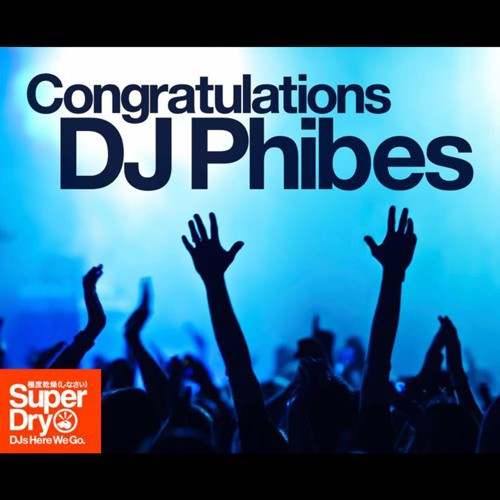 Phibes - Superdry DJ Comp Winning Mix