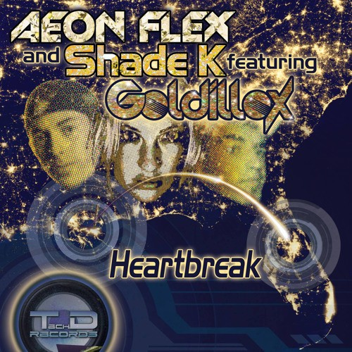 Aeon Flex - Tech D Radio - Heart Break EP Episode