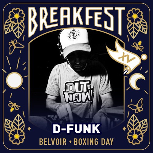 D-Funk - Breakfest Mix 2015