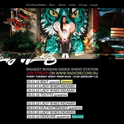 Mutantbreakz - Radio Record In The Mix 365