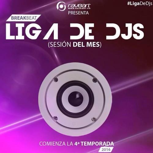 Breakzfunk - Liga De DJs Raveart April 2016