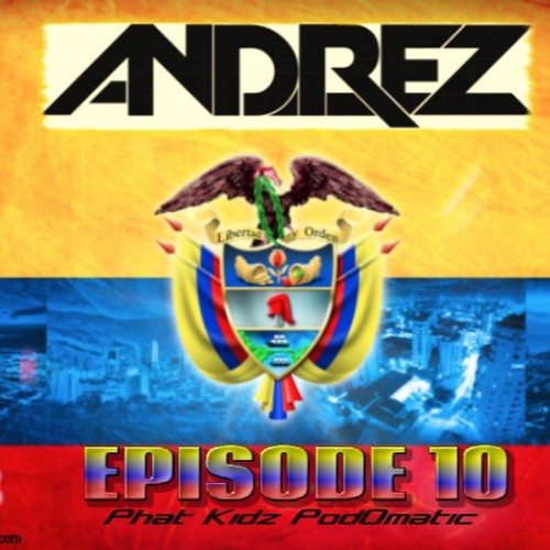 Primo Andrez – Phat Kidz Podcast Episode 10