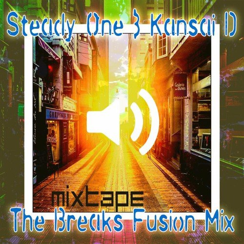 Steady One & Kansai D - The Breaks Fusion Mix