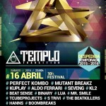 The Beatkillers – LIVE @ Templo Transition – 16.4.2016