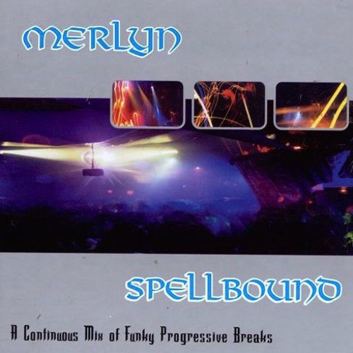 Merlyn - Spellbound Mix Compilation - Released 2000