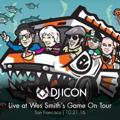 dj-icon-live-wes-smiths-game-on-tour-21-10-2016