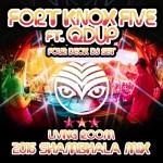 Fort Knox Five ft. Qdup – Four Deck DJ Set – Shambhala Living Room 2016
