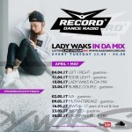 Mutantbreakz – Guest Mix For Lady Waks – 9.5.2017