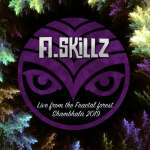 A Skillz – LIVE @ Fractal Forest Shambhala 2019