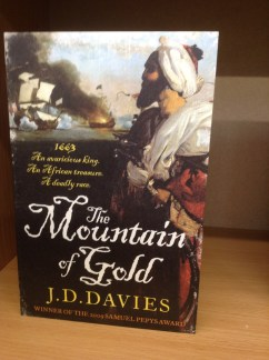 The Mountain of Gold by J.D. Davies