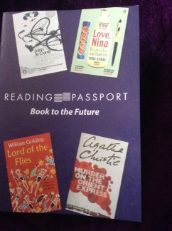 Get your Reading Passport at Bream LIbrary