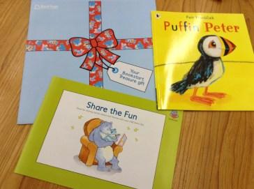 Preschool Bookstart Pack