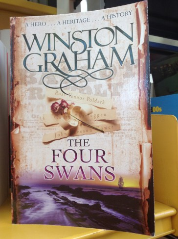 The Four Swans by Winston Graham
