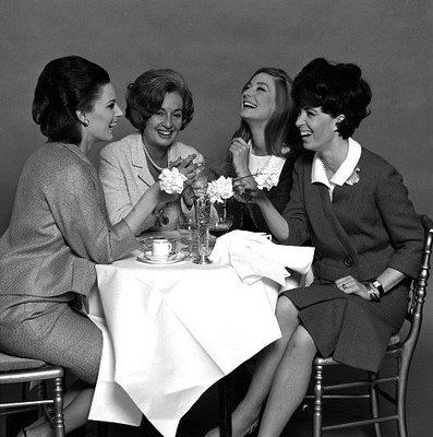lunching ladies