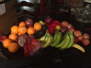 Whole 30 Fruit