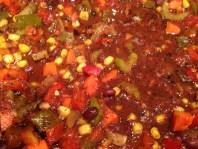Veggie Chili For Breast Cancer Recipe