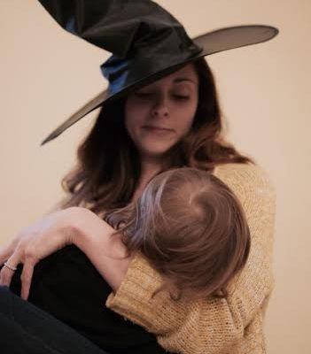 breastfeeding satire, breastfeeding witches, funny mommy, Halloween breastfeeding, satire, breastfeeding is for witches, breastfeeding world